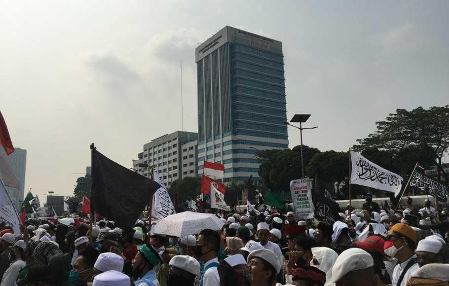 Eksploitasi Anak, Korlap Demo RUU HIP, FPI, dan GNPF-MUI Dilaporkan ke KPAI