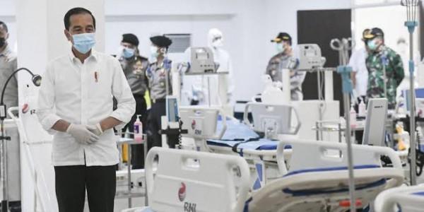Survei IDM: Rakyat Puas dengan Kinerja Pemerintah Tangani Pandemi