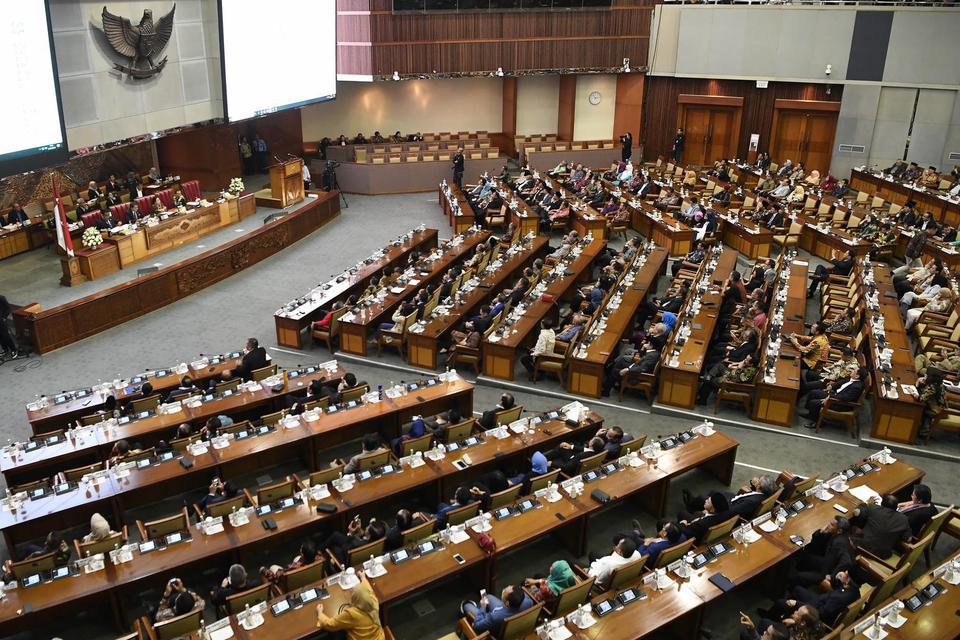 DPR Garansi 1.000 Persen RUU HIP Dibatalkan