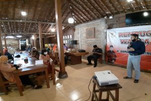Danang Rudiyatmoko Dukung UMKM di Kota Jogja Berinovasi