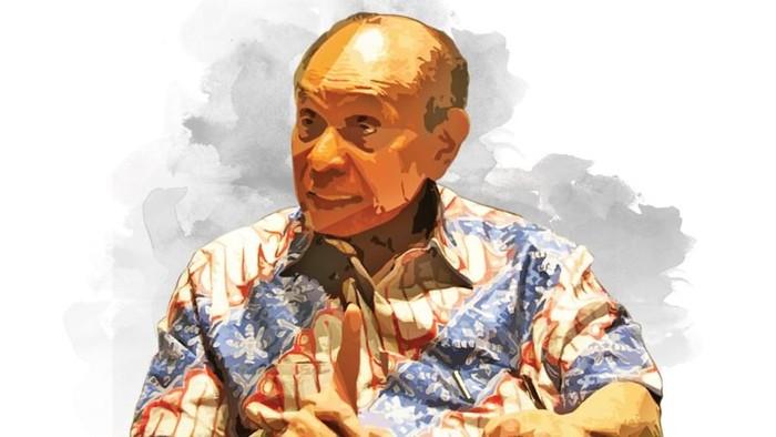 Freddy Numberi: Papua Ab Initio Milik Indonesia