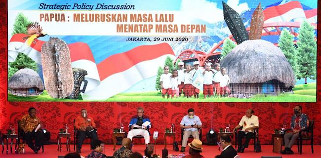 Bappenas Diskusikan Perdamaian Dan Percepatan Pembangunan Papua