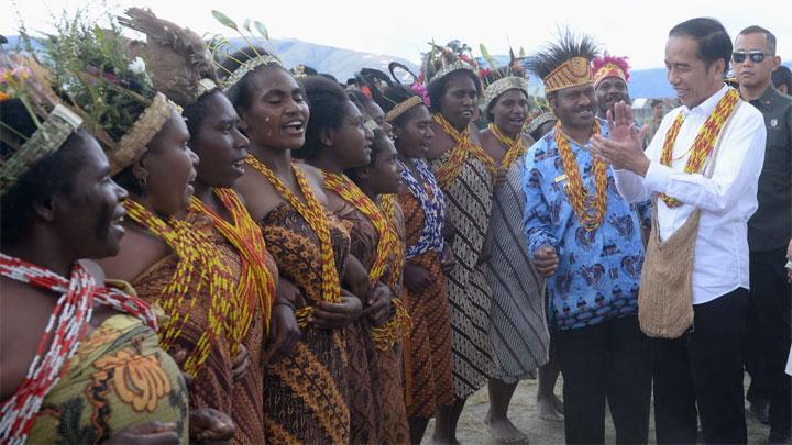 Indeks Pembangunan di Papua Barat Terendah Se-Indonesia