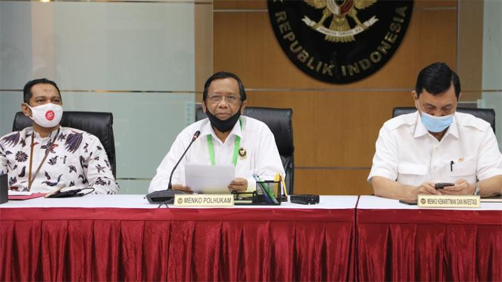 Mahfud Md ke Satgas Operasi Papua: Jangan Terpancing Langgar HAM