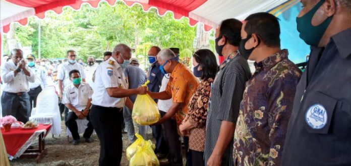 Pemprov Papua Barat Alokasikan Rp1,2 Miliar Belanja Bapok untuk Warga Sorong