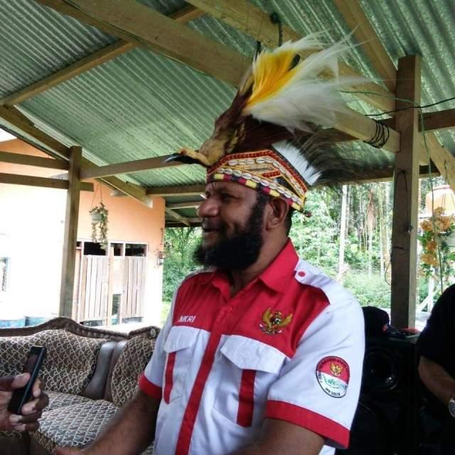 Tokoh Pemuda Papua Berikan Dukungan Kepada HYU Sebagai Staf Khusus Presiden Bidang Percepatan Pembangunan di Kawasan Indonesia Timur