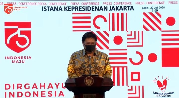 Presiden Tanda Tangani Perpres Penanganan Covid-19 dan Pemulihan Ekonomi Nasional