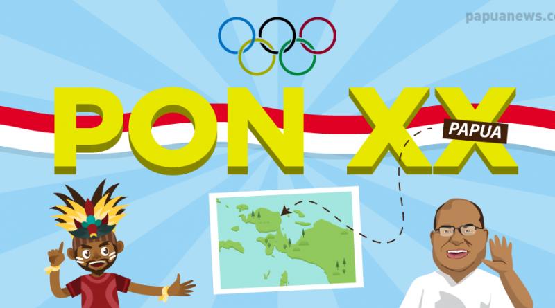 Lukas Enembe: Papua Semakin Siap Gelar PON XX Tahun 2021