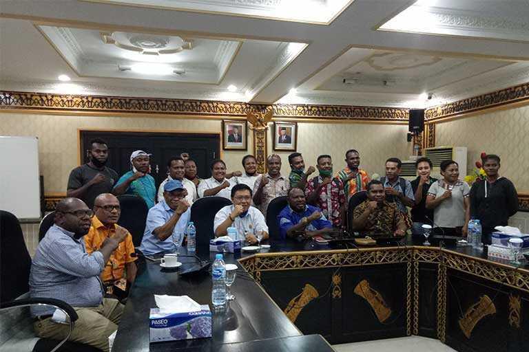 Lima Wilayah Adat Sepakat Dukung Pansus Otsus DPR Papua
