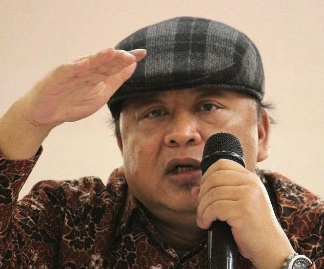 Hikam Sarankan PDIP dan ANAK NKRI Ambil Jalan Damai