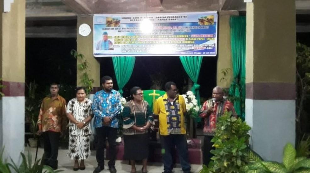 MRP Hadir di Tanah Papua sebagai Berkat