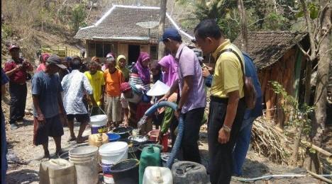 Hadapi Musim Kemarau, BPBD DIY Siap Distribusikan Air Bersih ke Wilayah Terdampak Kekeringan