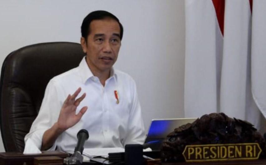 Jokowi Bentuk Tim Terpadu Penanganan Covid-19 dan Pemulihan Ekonomi