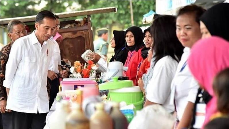 Jokowi Mau Guyur Lagi Bantuan Buat UMKM