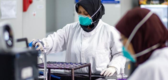 Indonesia dan WHO Kerja Sama Studi COVID-19 0