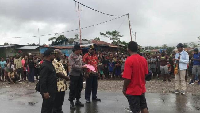 Penembakan di Nduga, TNI Bertemu Bupati Guna Luruskan Pemberitaan Media Online