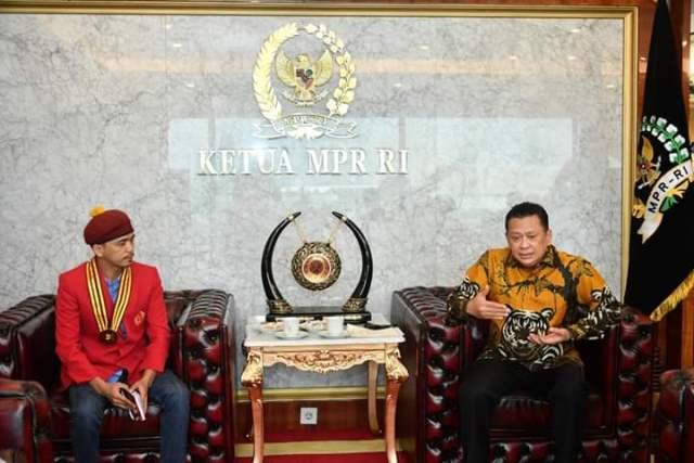 PP PMKRI dan MPR RI Bersinegis Membumikan 4 Pilar Kebangsaan