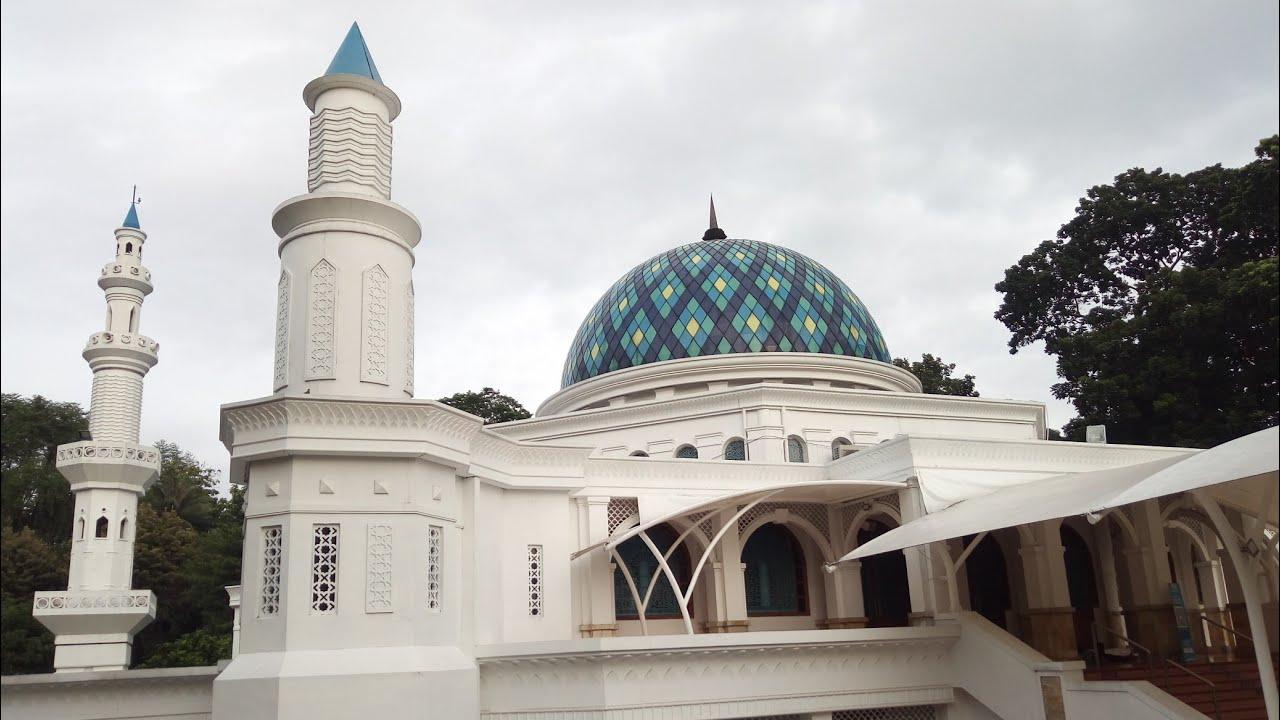 Memasuki Transisi New Normal, Masjid Al Bina GBK Kembali Menggelar Sholat Jumat