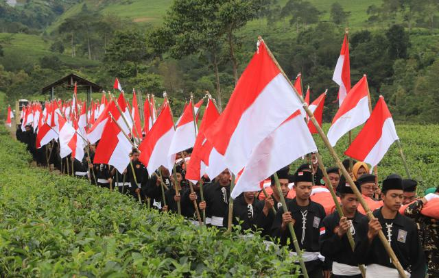 1-31 Agustus, Masyarakat Diminta Kibarkan Bendera Merah Putih
