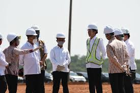 Tinjau Kawasan Industri Batang, Presiden: Buka Lapangan Kerja Sebanyak-Banyaknya