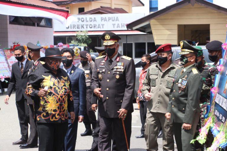 HUT OPM, Keamanan di Papua Aman Terkendali
