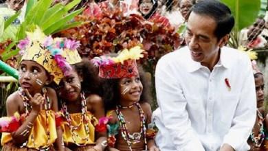 Presiden Jokowi Berkomitmen Bangun Papua Secara Komprehensif