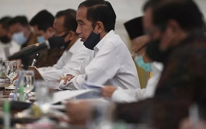 Presiden Jokowi Bentuk Komite Kebijakan Pengendalian Covid-19 dan Pemulihan Ekonomi
