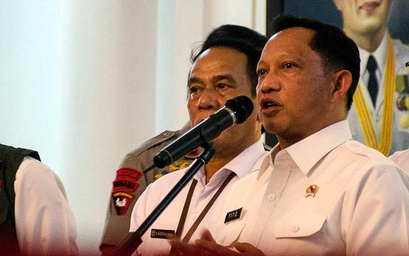 Mendagri Sebut Pemerintah Menaruh Perhatian Besar Untuk Kemajuan Pembangunan Papua