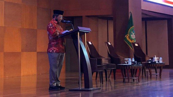 Menko Polhukam Mahfud MD Sebut Pemerintah Menolak Pembahasan RUU HIP