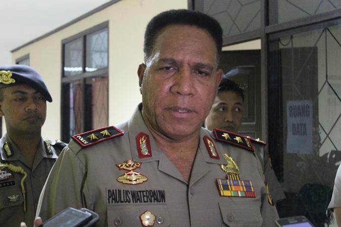 Kapolda Minta Gubernur Menertibkan Asrama-asrama Mahasiswa Papua