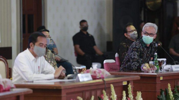 Presiden Ingin Strategi Penanganan Pandemi dalam Lingkup Lokal Diterapkan