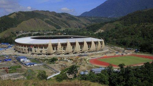 Pengerjaan Seluruh Venue PON XX Papua Dijadwalkan Rampung Tahun Ini