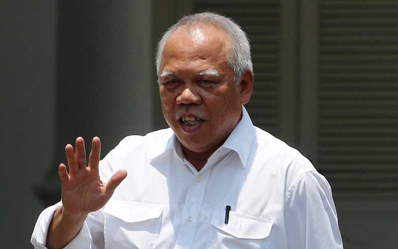 Realisasi Belanja Infrastruktur Kementerian PUPR Sudah 44 Persen