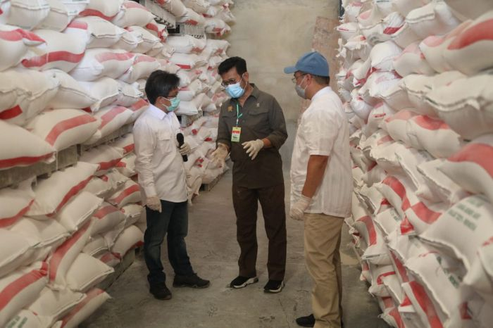 Mentan SYL Genjot Industri Tepung Tapioka dan Sagu di Babel