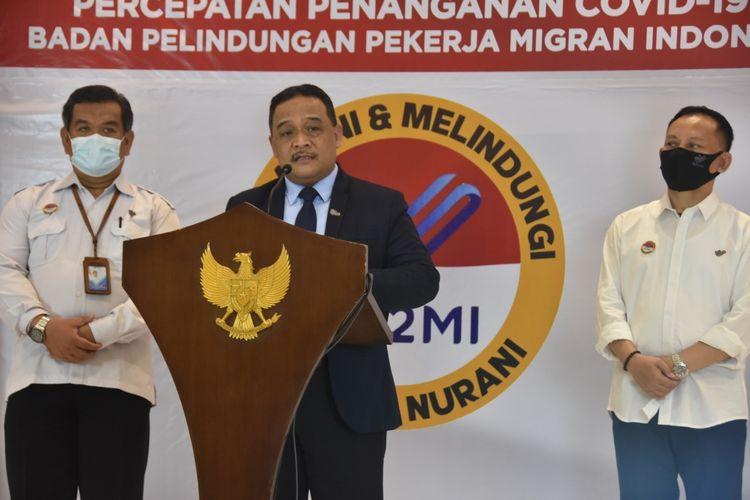 Kepala BP2MI Ancam Pecat Pegawainya jika Khianati Pancasila