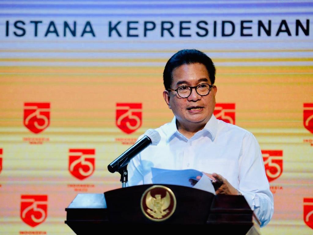 Penambahan Kasus Positif Baru Cenderung Menurun di Indonesia