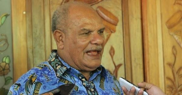 Ketua LMA George Awi : Tidak Tepat Menolak Otsus