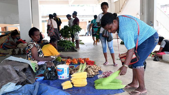 Daya beli masyarakat Kota Jayapura selama Pandemi Covid-19 tetap terjaga