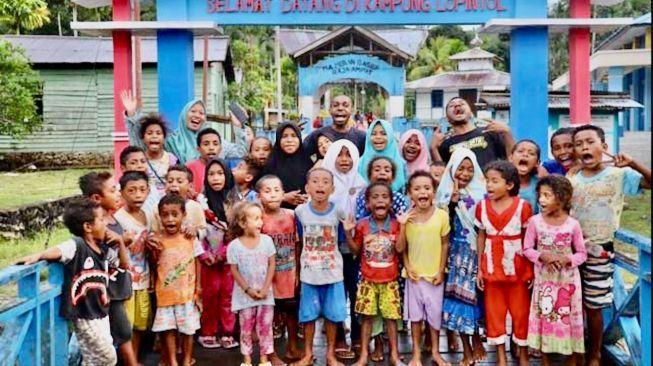 Putra Papua Tergugah Kembangkan Potensi Ekonomi Wilayah