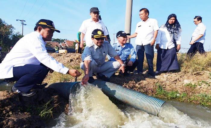 BPP Kostra Tani Berdayakan Petani Lahan Irigasi