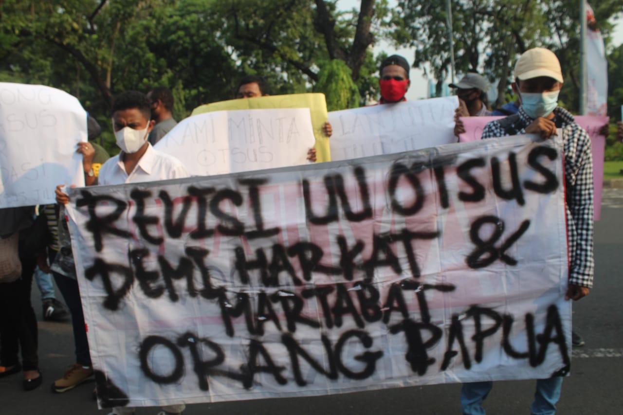 Revisi Otonomi Khusus Demi Kesejahteraan Rakyat Papua