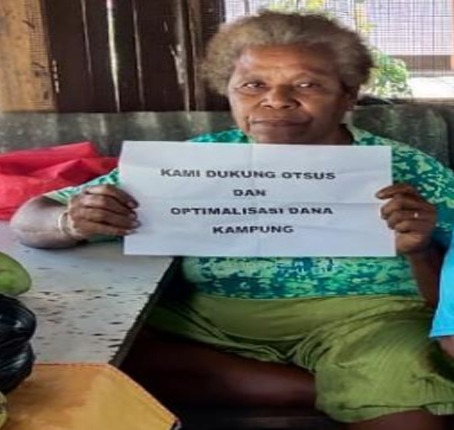 Tokoh Perempuan Papua Dukung Otsus, Lanjutkan
