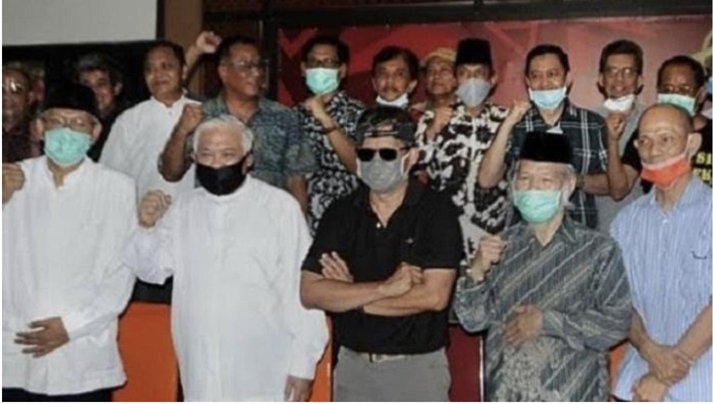 Deklarasikan Koalisi Aksi Menyelamatkan Indonesia (KAMI), Pengamat: Hati-hati Soal Makar