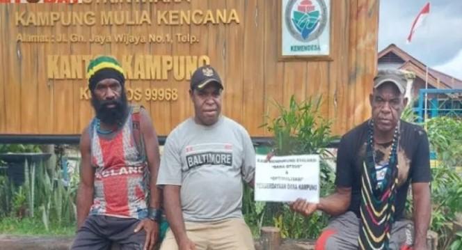 Masyarakat Kampung Mulia Kencana Dukung Pelaksanaan Otsus Jilid II di Provinsi Papua