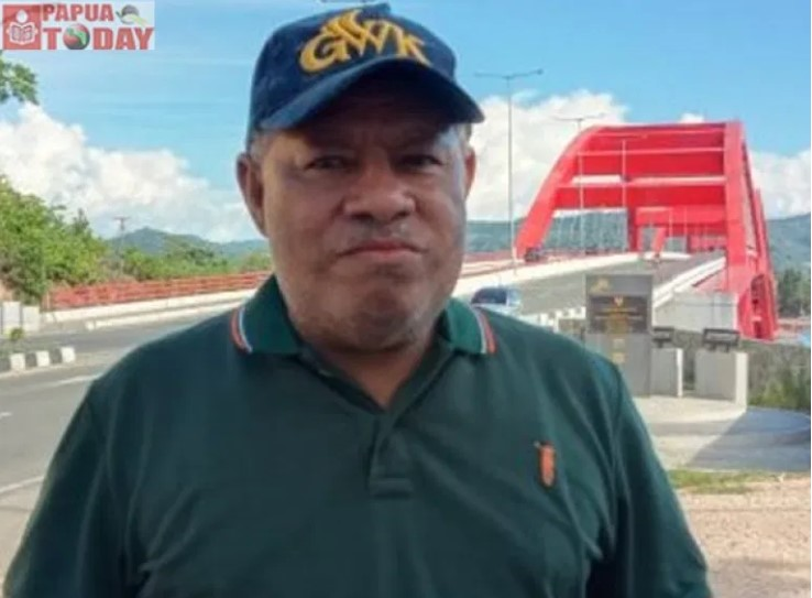 Kepala Suku Gerson Yulianus Hassor : Dukung Kelanjutan Otsus Yang Sudah Membantu Pembangunan Papua