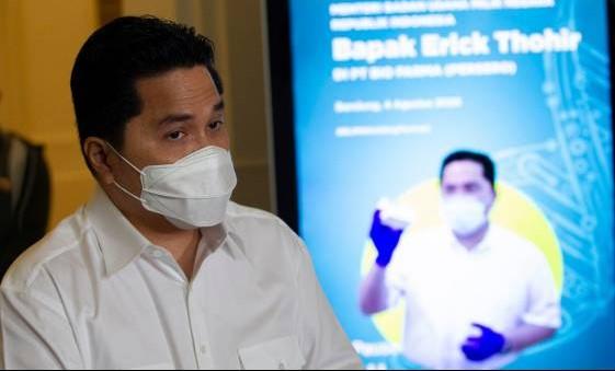 Erick Thohir: Pemerintah akan Gaji Pegawai Rp 600.000 Selama 4 Bulan, Begini Skema dan Syaratnya