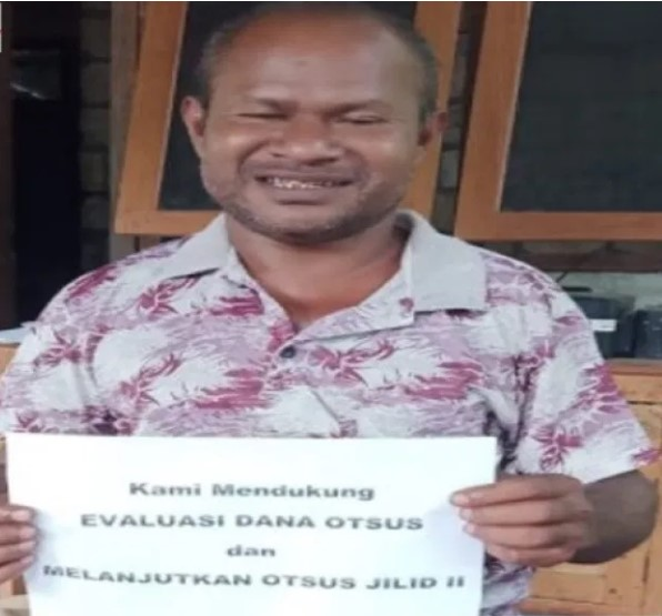 Kepala Kampung Yobeh Sustinus Sokoy: Otsus Perlu Dilanjutkan dan Perlu Keterbukaan dalam Penyalurannya