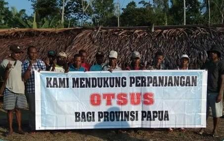 Masyarakat Menantikan Otsus Papua Jilid II