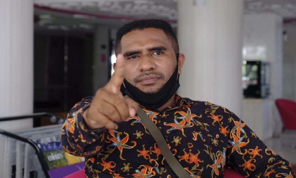 Ketua Pemuda Mandala Trikora Provinsi Papua Dukung Penuh Otsus Jilid II di Papua