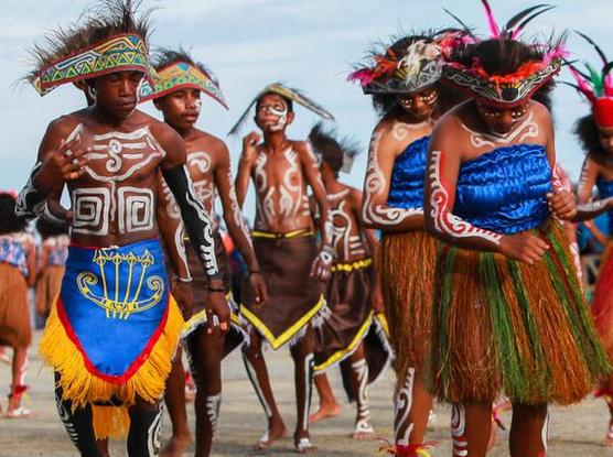 Otonomi Khusus (OTSUS) memberikan dampak kemajuan yang luar biasa pada wilayah Papua